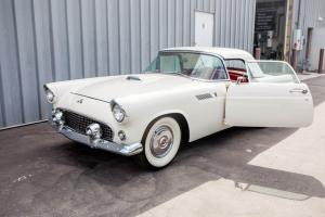 1955 Ford Thunderbird Base Convertible 2-Door 4.4L