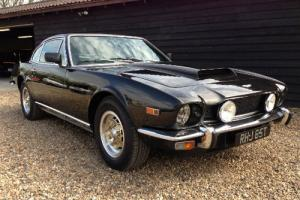 1978 Aston Martin AMV8 Coupe 5300cc Petrol Classic Car  Photo