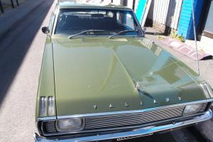 Valiant Chrysler VG Coupe V8 REG AND RWC NO Rust KVG770 in Barwon, VIC
