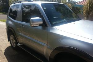 Mitsubishi Pajero NS 2007 2D Wagon 5 SP Auto Sports MOD 3 2L Diesel Turbo in Moreton, QLD