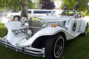 1981 Excalibur Series IV Phaeton Convertible with two tops
