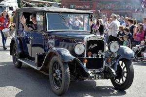 Austin 1931 Heavy 12/4 Open Road Tourer