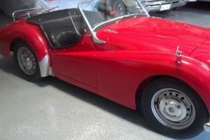1957 Triumph TR3 Base 2.0L Photo