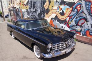 1956 Chrysler 300B Hard Top Coupe- Raven Black- Super Rare 3 Speed Automatic