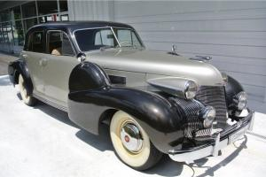 CADILLAC 1939 60 SPECIAL RARE STOCK BODY ORIG V8 3 SPEED WIDE WHITEWALLS