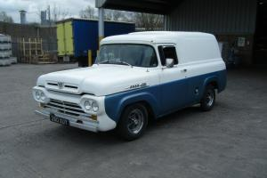 1959 Ford F100 Panel Van  Photo
