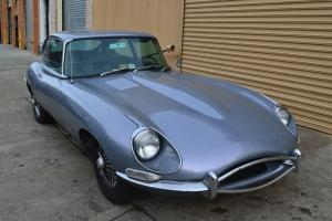 Jaguar E type Serie 1 1967 rare sunroof 2