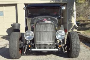 1930 Ford Model A Coupe Steel Street Rod Hot Rod