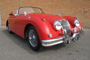 1958 JAGUAR XK150 DROP HEAD COUPE  Photo