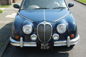 MITSUOKA VIEWT NISSAN MICRA FIGARO BABY JAGUAR MK2.  Photo