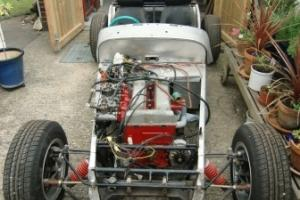 Lotus/Chaterham series 3 high block twin cam project to finish