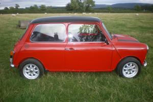 Classic Mini, Fully restored