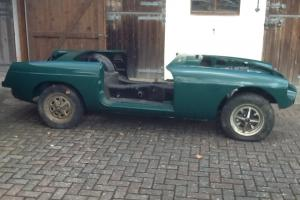 MGB Roadster V8 Conversion