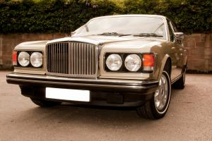 1983 Bentley Mulsanne Cotswold Beige/Gold