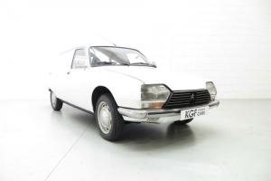 A Virtually Extinct Citroen GS