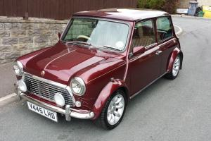 Classic Mullberry Red Mini 40Le  Photo