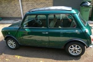 1993 ROVER MINI BRITISH OPEN CLASSIC limited edition 27,000 miles  Photo
