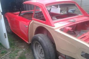 Triumph TR6 for restoration