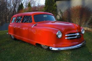 1952 Nash Airflyte Wagon Street Rod--Other--Hot Rod--Fabulous