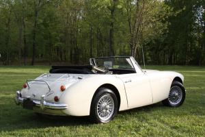 1967 Austin Healey BJ8 Mk III Roadster.  41K Original one owner miles. Photo