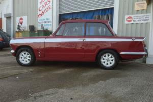 Triumph VITESSE 1600 ONE Family Owner Before Last Massive History Folder NEW W/T  Photo