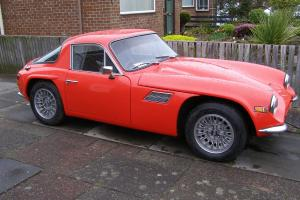TVR Vixen 2500 Coupe (Red)  Photo