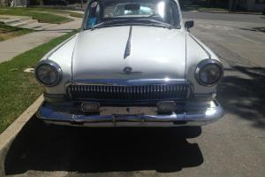 1959 Volga GAZ-21 4-cylinder 68 HR 3 Sp 1K miles  - Antique ORIGINAL condition