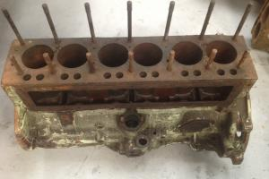 Bristol 85 Series Engine Block