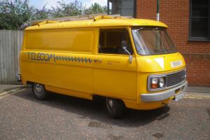 1981 DODGE/COMMER SPACEVAN GENUINE BT ENGINEER VAN  Photo