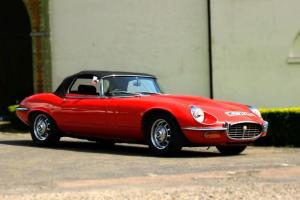 EType V12 Series3 Roadster Manual RHD  Photo