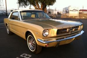 1965 Ford Mustang Coupe 289 V8 Auto in Loddon, VIC