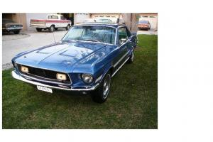 1968 Ford Mustang Coupe Californian Special 289 V8 Auto in Loddon, VIC