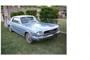 1966 Ford Mustang Coupe 289 V8 Auto in Loddon, VIC