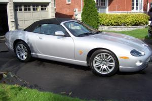 Jaguar : XK XKR Photo