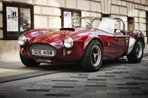 Breath-taking AC Cobra Pilgrim Sumo MK2 Replica/Kit Car. Incredible. 2000 Miles