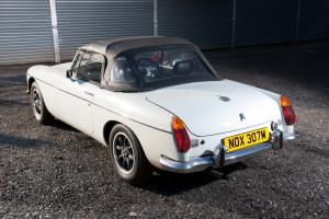 Classic MGB 1973 Roadster  Photo