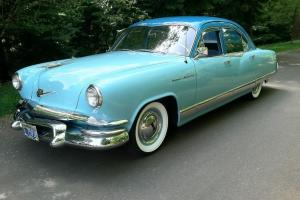 1952 Kaiser Manhattan - RESTORED - Darrin Designed Beauty!