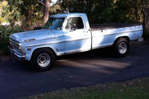 1969 Ford F250 Pickup in Brisbane, QLD