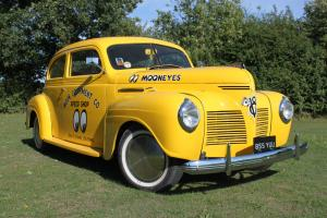 1940 PLYMOUTH 2 DOOR SEDAN V8 HOT ROD HAYRIDE ROCKABILLY