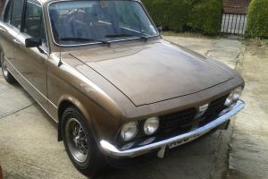 1978 TRIUMPH DOLOMITE 1850 HL Special Tibetan Gold  Photo