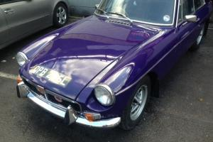 MGB GT 1972 AUTOMATIC  Photo