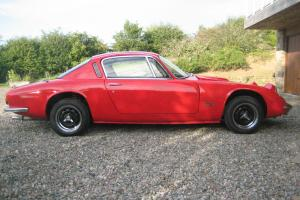 1969 LOTUS ELAN PLUS2  Photo