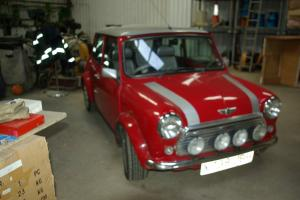 Mini Cooper Sport - Bright Red