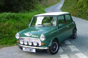 Rover Mini Cooper 35 1 of only 200 made on just 8500 miles from new Photo