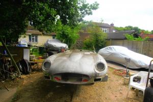 E-Type roadster series 2 1970 plus 3.8 FHC series 1 1962  Photo