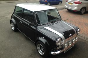 1990 ROVER MINI MAYFAIR BLACK 1275