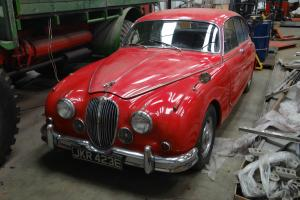 Classic Jaguar MK2 1967  Photo