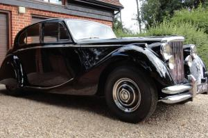 Jaguar Mk.V 1951 3.5litre superb, original condition mark 5
