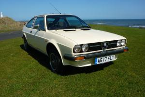 1983 ALFASUD SPRINT VELOCE  Photo