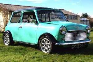 1971 Classic Mini Turbo, Modified. Mot